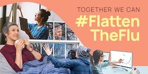 Together We Can #FlattentheFlu
