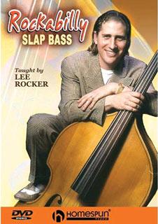 Lee Rocker - Rockabilly Slap Bass