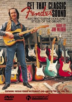 Jim Weider - Classic Fender Sound