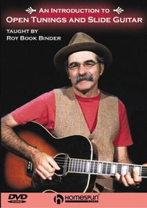 Roy Book Binder - Open Tuning