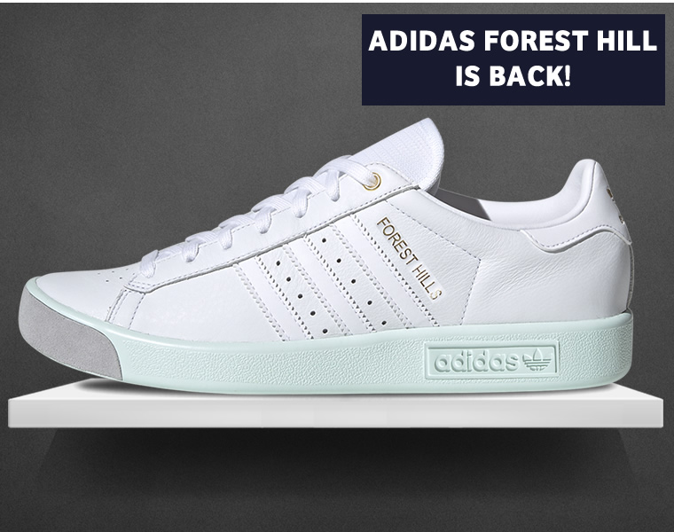 adidas Forest Hill White