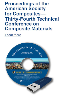 Proceedings of the American Society for Composites – Thirty-third Technical Conference on Composite Materials