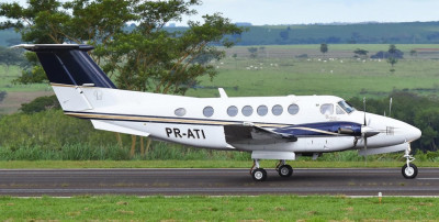 2007 Beechcraft Super King Air B200