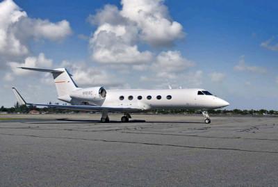 2010 Gulfstream G450