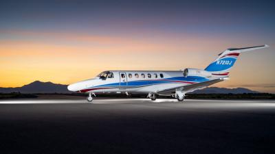 2017 Cessna Citation CJ3+