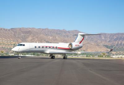 2009 Gulfstream G550