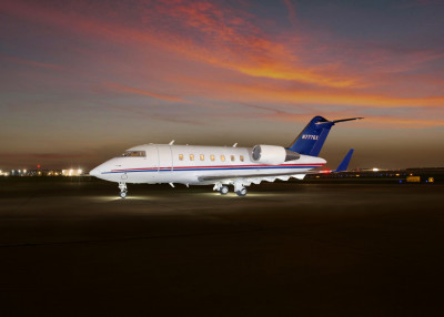 2008 Bombardier Challenger 605