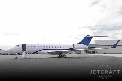 2015 Bombardier Global 6000