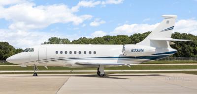 2007 Dassault Falcon 2000EX EASy II