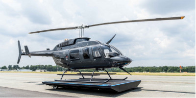 1990 Bell 206L3