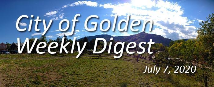 Weekly Digest July 7 2020