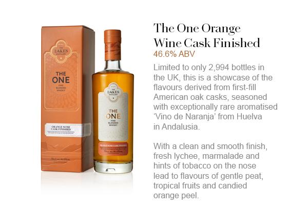 The One Orange Wine Cask Finished