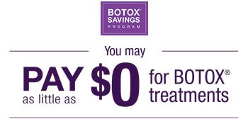 BOTOX(R) Savings Card