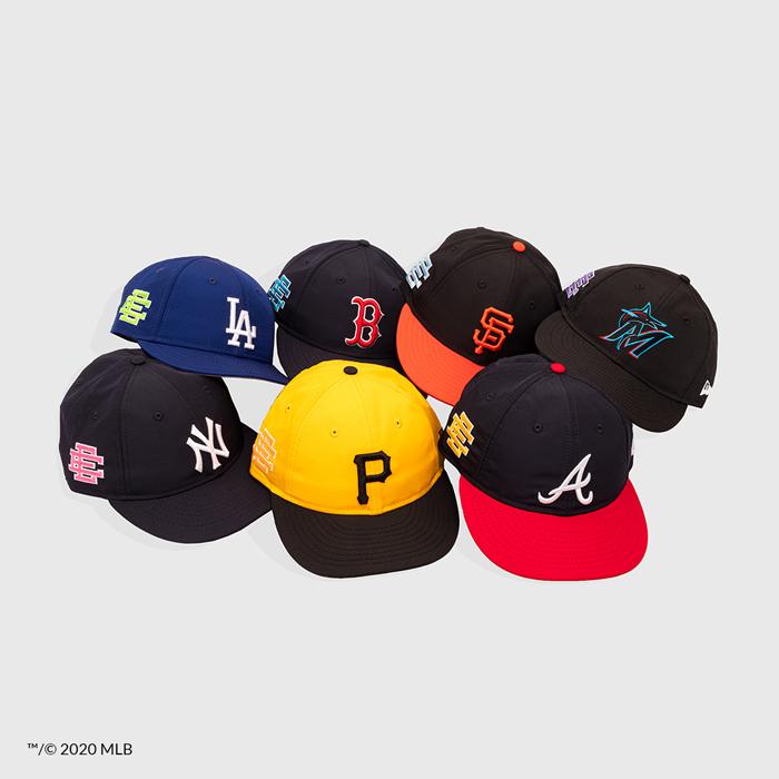 New Era Cap | Eric Emanuel MLB Hats