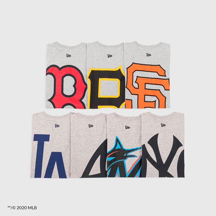 New Era Cap | Eric Emanuel MLB T-Shirts | Back