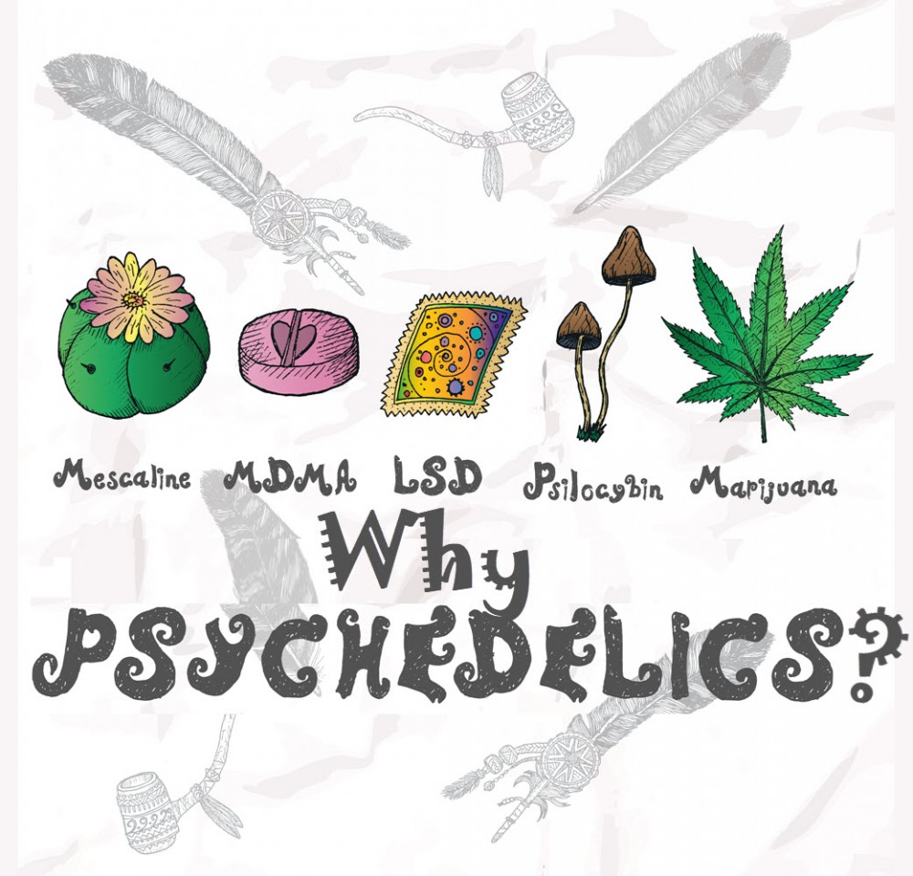 psychedelics why