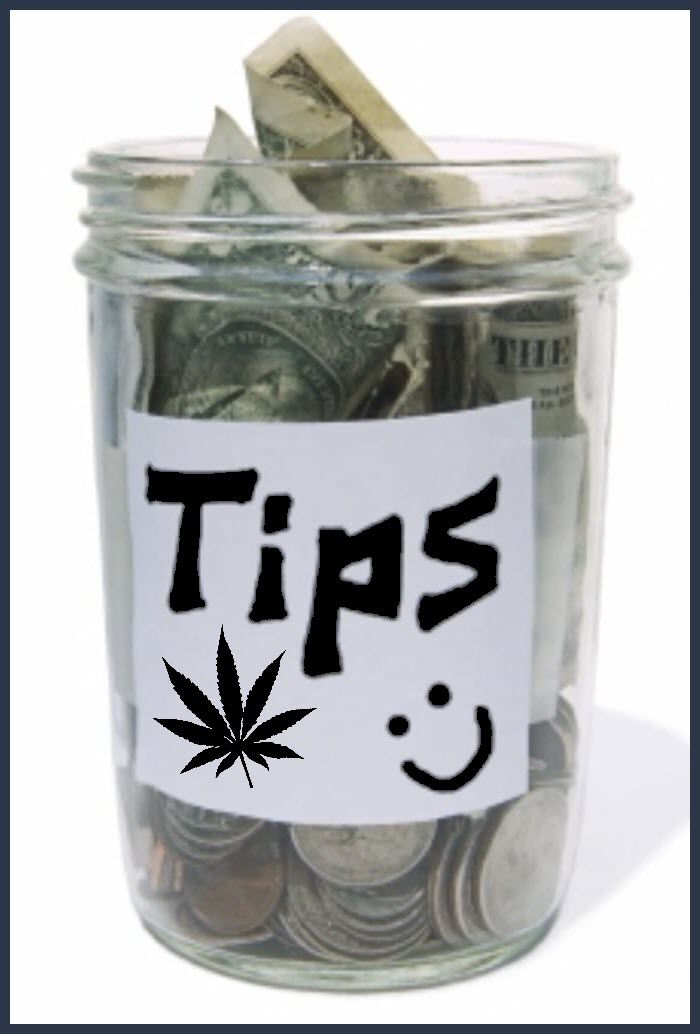 SHOULD YOU TIP YOUR BUDTENDER