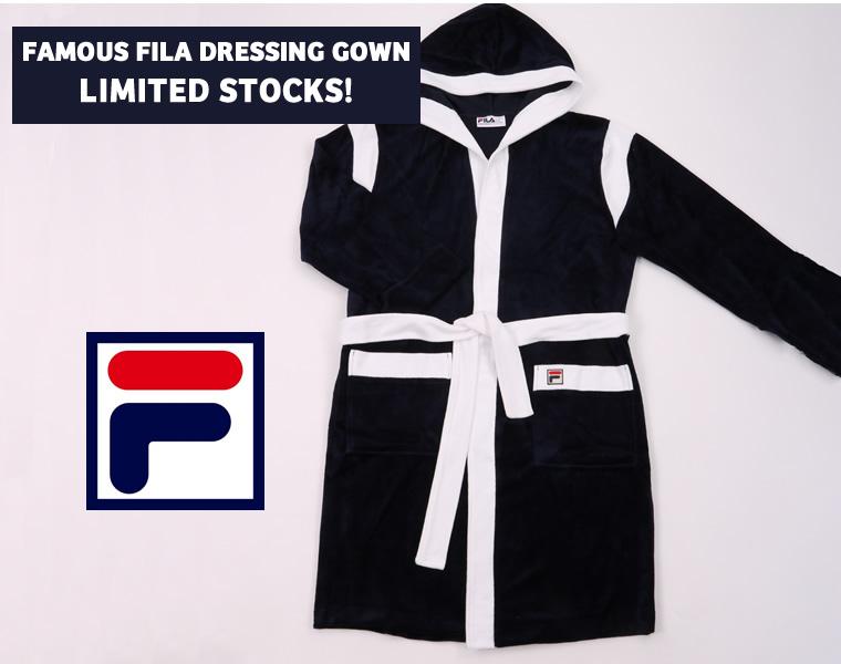 Fila Dressing Gown