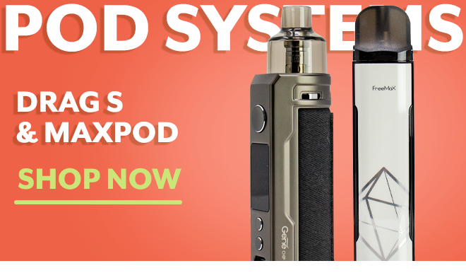 Shop All Pod Systems