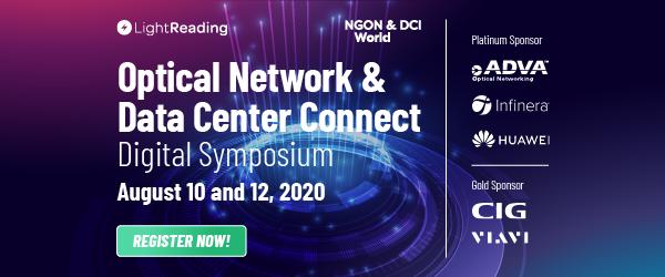 Optical Network & Data Center Connect Digital Symposium