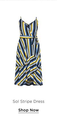 Sol Stripe Dress