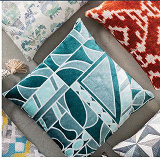 Designer Pillows starting at $59