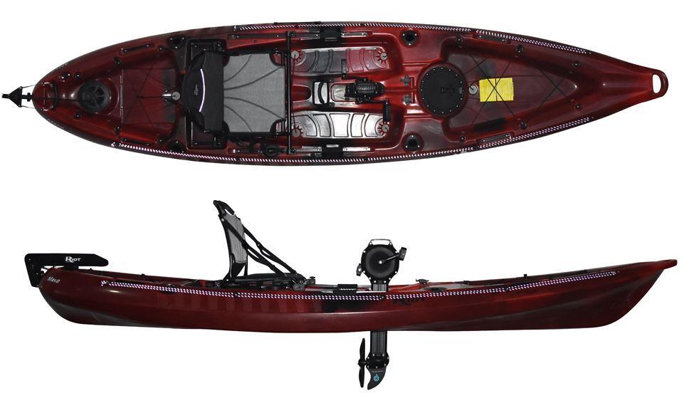 Riot Mako 12 Kayak 2020