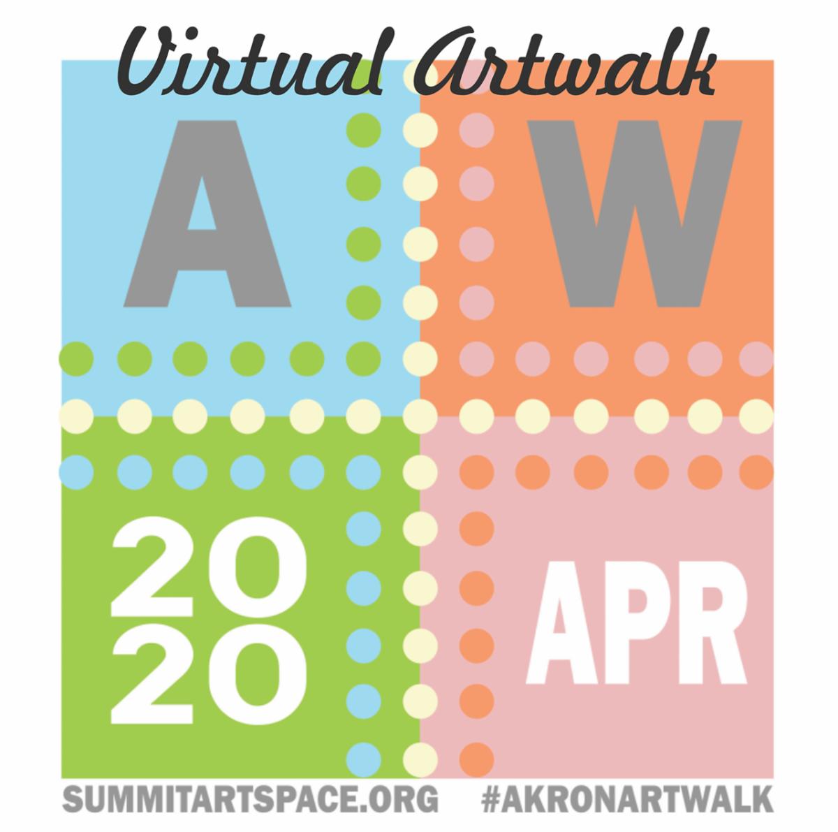 Virtual Artwalk April 2020