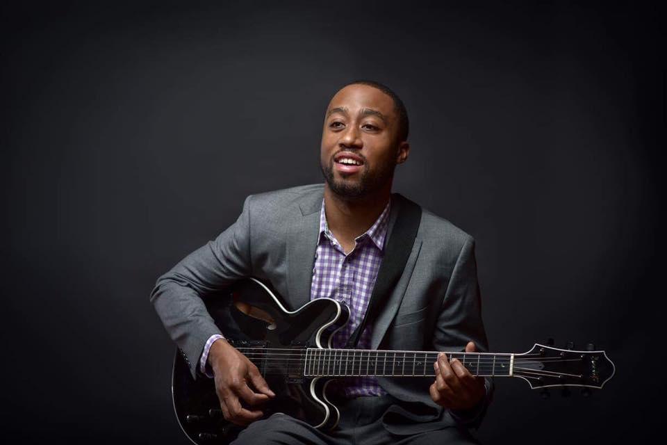 Jazz guitarist Dan Wilson