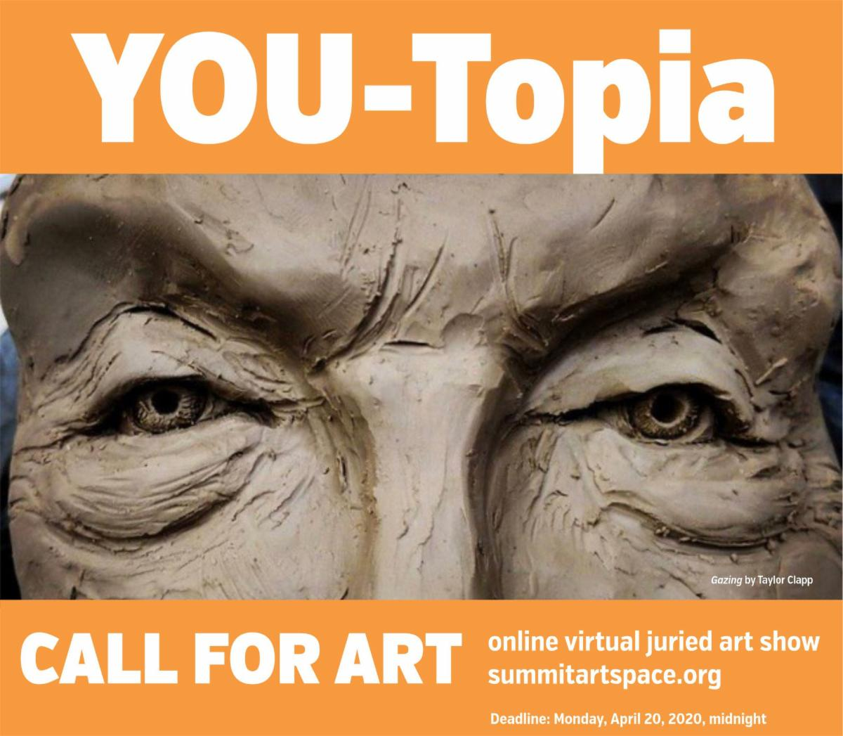 Summit Artspace call for art YOU-Topia