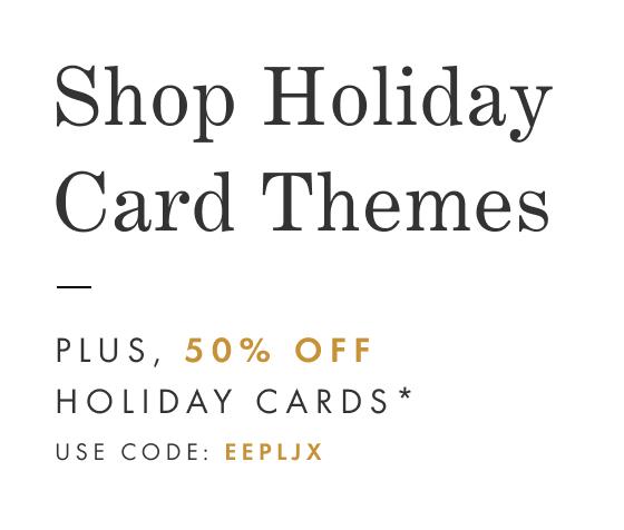 Holiday Card Themes