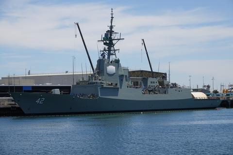 ALK 612B HMAS Sydney