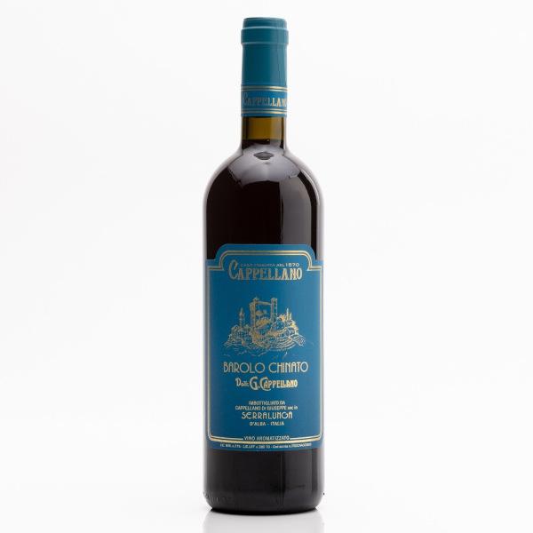photo of bottle of Cappellano Chinato