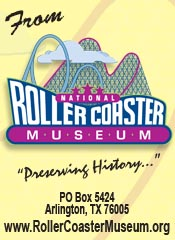 Brought to you by The National Roller Coaster Museum!