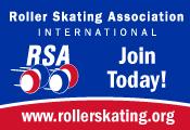 JOIN TODAY! Roller Skating Association International