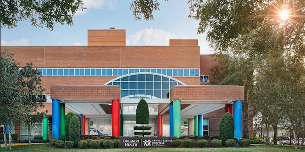 Orlando Health Arnold Palmer Hospital for Children - Hero image