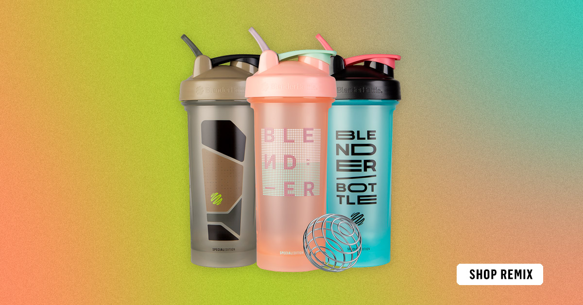BlenderBottle Remix Shakers