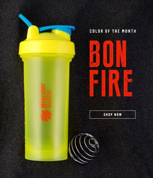 June Color of the Month - Bonfire