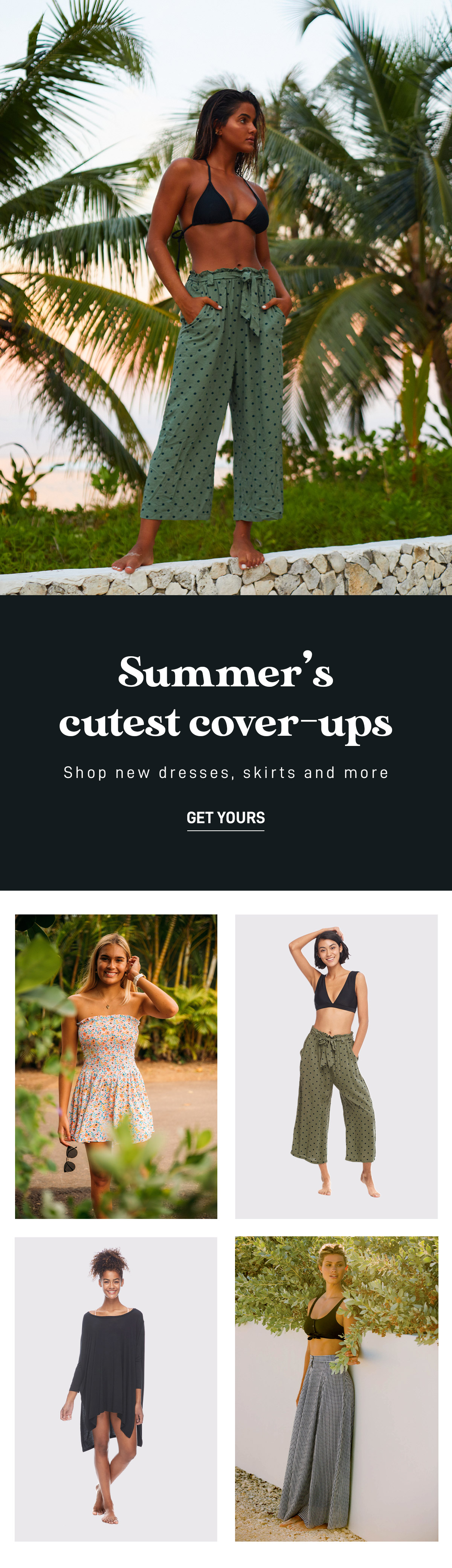 Summer''s cutest cover-ups | Shop new dresses, skirts and more | Shop Now