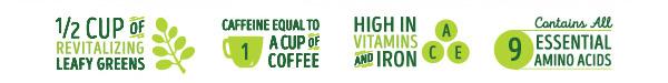 Moringa Green Energy Shots Benefits