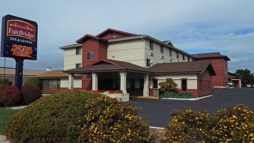 FairBridge Inn & Suites Missoula Exterior