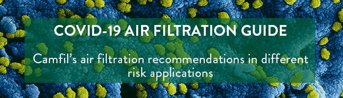 Filtration guide banner