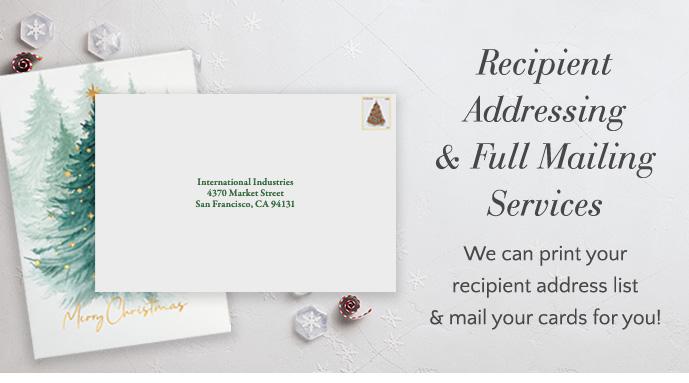 Recipient Addressing Service