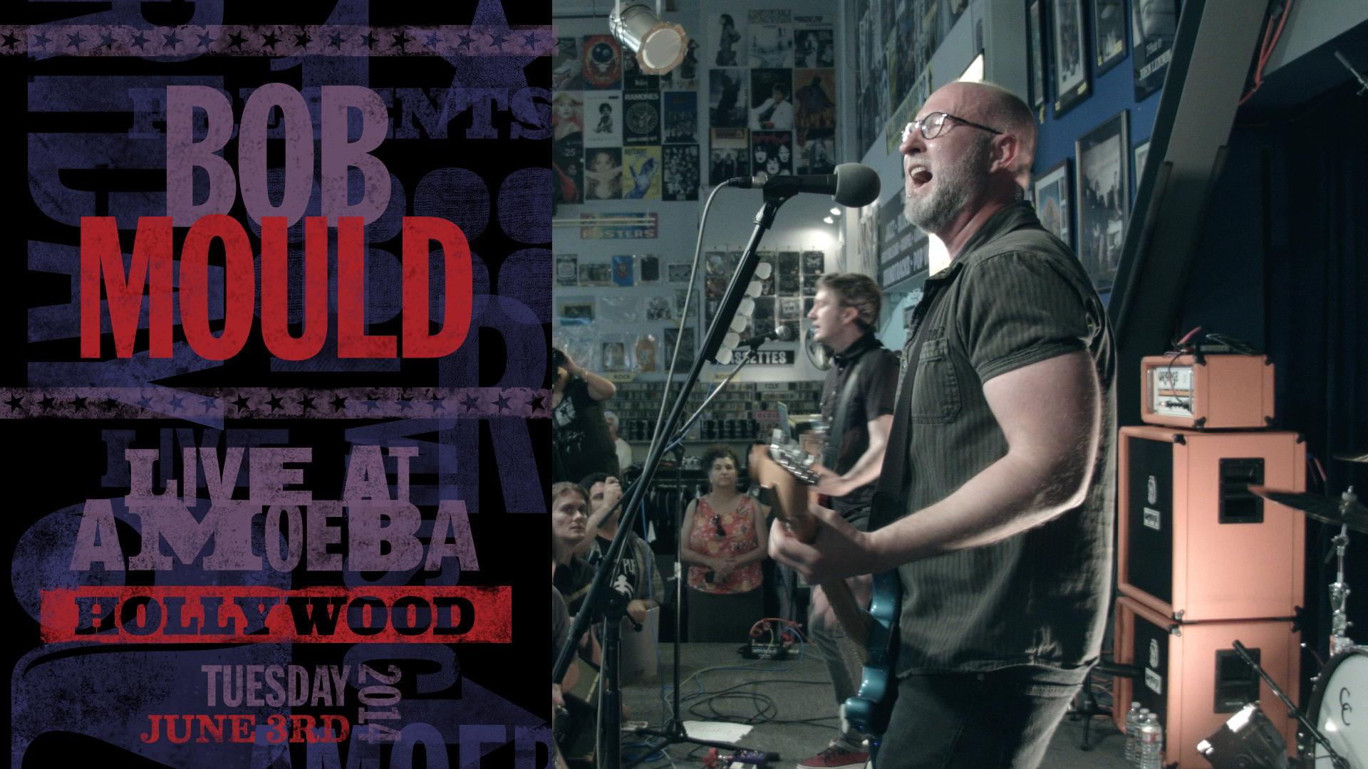 Bob Mould - June 3rd, 2014 Live At Amoeba Hollywood