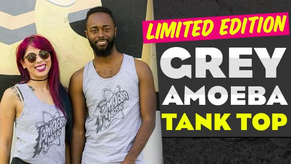 Amoeba Tank Top