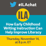 Join Us for the Next #ILAchat This Thursday