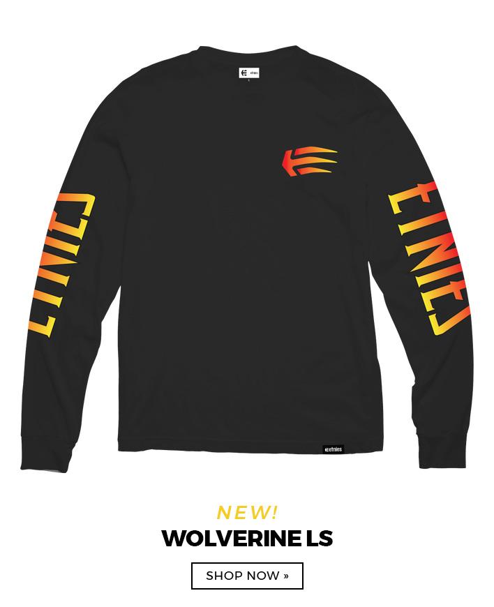 Wolverine LS Tee