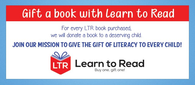 Learn to Read Buy one, Gift one!