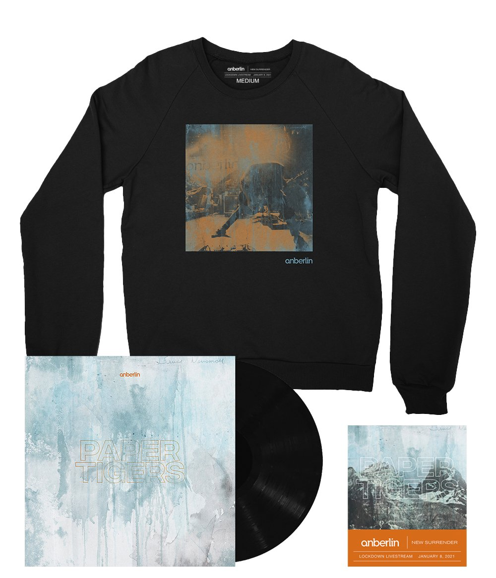 Anberlin We Are The Lost Ones Bundle #6 *PREORDER SHIPS 7/20