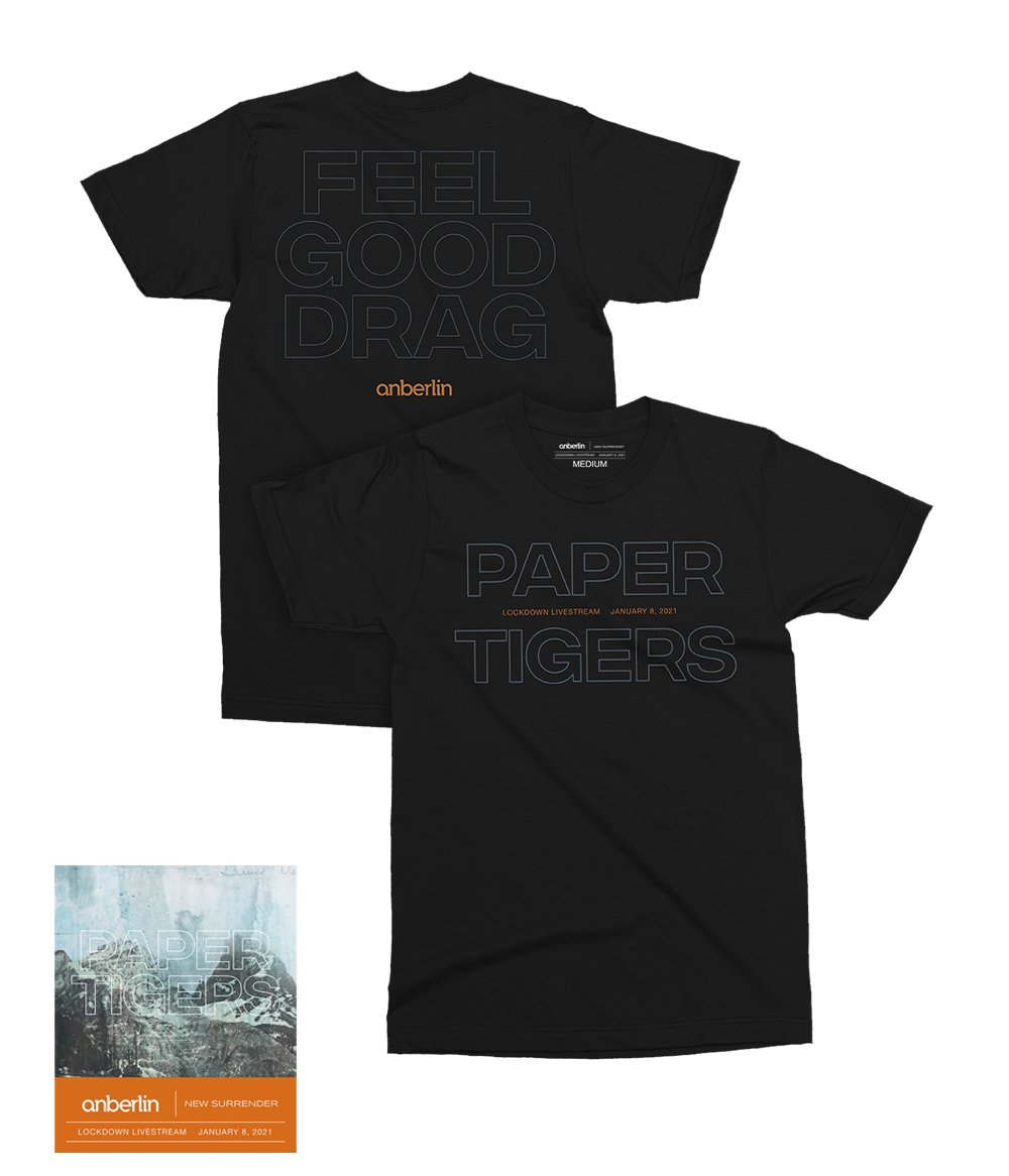 Anberlin We Are The Lost Ones Bundle #8 *PREORDER SHIPS 7/20